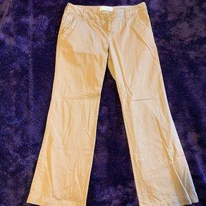 VS London Jean chino khakis size 6 short